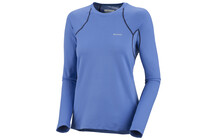 Columbia Women&#039;s Baselayer Heavyweight LS Top imperial